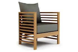teak lounge chair.  Chair Spirals Teak Lounge Chair And