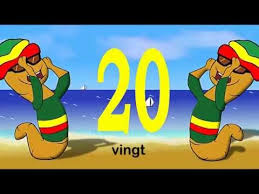 Numbers 1-20 In French (Song) - Youtube