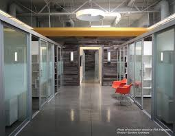 PDA Engineers Glass Office Partitions