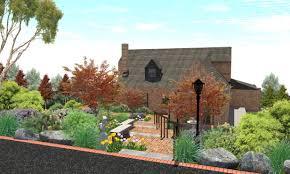 Small Picture Back Yard Design Front Yard Design Melbourne Landscape Designers