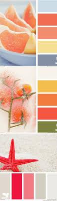 Coral Color Combinations Best 25 Beach Color Palettes Ideas On Pinterest Beach Color