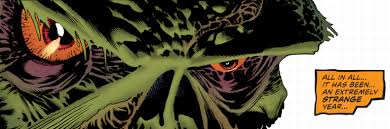 Image result for SWAMP THING #1 2015