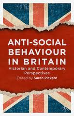 anti social behaviour in britain victorian and sarah pickard preview