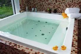 2 person tub shower combo big