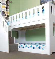 bunk beds with stairs. Home/Kids Beds. Deluxe Funtime Bunk Bed (Stairs Beds With Stairs V