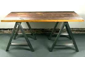saw horse table saw horse desk awesome sawhorse table legs sawhorse desk for supporting furniture horse saw horse table