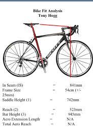 Bmc Bike Size Chart