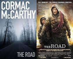 obs book vs movie the road the road is the ultimate survival story a father living solely to protect his son after the world has essentially ended and there is little life