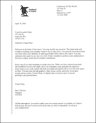 Example Business Letter Using Cc Sample Business Letter
