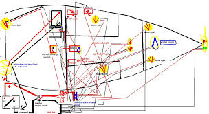 thoughts on a 24 foot sailboat electrical diagram boat design net basic 12 volt boat wiring diagram at Boat Electrical Wiring Diagrams