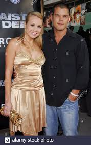"""Alana Curry and Burke Bryant at the World Premiere of """"Waist Deep ..."""