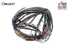 vespa 12 volt conversion stator plate assembly bajaj vbb super vespa bajaj super sprint vbb conversion wiring harness loom 6 to 12 volt mge