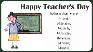 Education Quotes For Teachers Custom Happy Teacher's Day 48 Quotes Teachers Day Quotes Sayings
