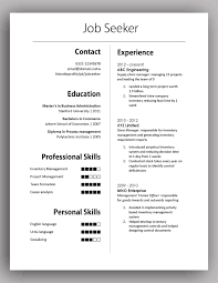 resume template blank cv word udarnvrdnscom regarding simple  87 appealing simple resume template word