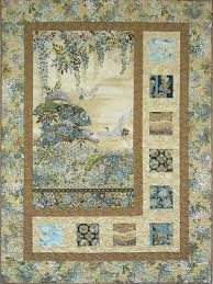 Panel Quilt Patterns Magnificent Sidelights Quilt Pattern By Mountainpeek Creations