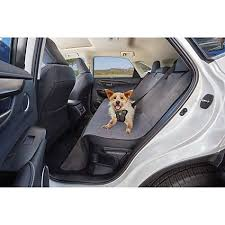 Good2Go Quilted Bench Seat Cover for Pets in Gray   Petco &  Adamdwight.com
