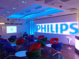lighting experience room philips lighting guildford england uk