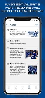 Toronto Maple Leafs On The App Store
