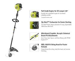 ryobi weed eater 2 cycle. ryobi straight shaft gas string trimmer weed eater 2 cycle y
