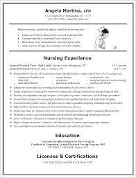 Licensed Practical Nurse Lpn Resume Sample Best of Lpn Resume Sample New Graduate Resume Sample New Graduate Lpn New