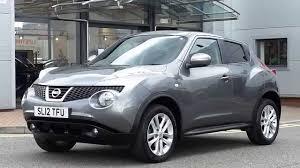 2012 12 Plate Nissan Juke 1.6 Acenta 5dr Inc Bluetooth Premuim ...