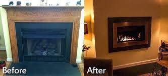 wood fireplace doors how
