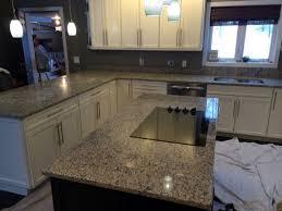Santa Cecilia Light Granite Kitchen Granite Countertops Kitchens Granite Picturesgranite Plus