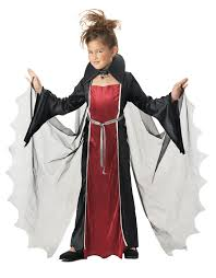 Vampire Girl Costume ** Clearance Sale On Teen/Kids Costumes Was $20.95 ***