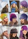 Вязаные шапки модные модели 2017 года с описанием