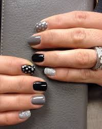 Image result for polka dot nail art