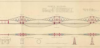 architectural drawings of bridges. Historic Images Of The Original Architectural Drawings Forth Bridge, Paddington Station And Even Isambard Kingdom Brunel\u0027s Signature Have Been Bridges D