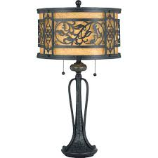 wrought iron lamps black table photo 4 made in usa