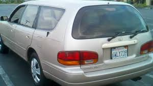 1995 Toyota Camry 4Cly 4doors Wagon 151272 Miles - YouTube