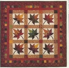 A Spectacular Quilt to Display Every Fall - Quilting Digest & Autumn Splendor Quilt Adamdwight.com