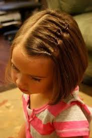 تسريحات شعر للاطفال البنات