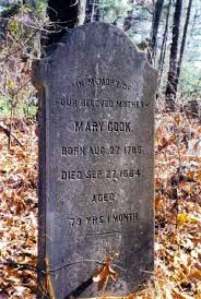 "Mary ""Polly"" Cook (Alexander) (1785 - 1864) - Genealogy"
