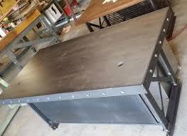 industrial office desks. Office Furniture: Industrial Desks Images E