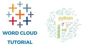S Cool Cloud Identification Chart Word Cloud Tableau Tutorial