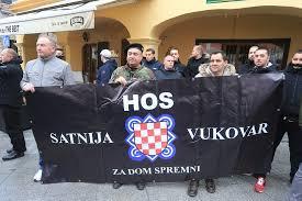 I pripadnici HOS-a stigli su u Vukovar – Prigorski.hr