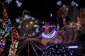 3d Christmas Train Lights 2018 Zoolights Holiday Magic Schedule Events How To Get