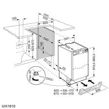 Liebherr uik1610 integrated built under larder fridge liebherr fridge wiring diagram at liebherr wiring diagram