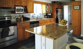Santa Cecilia Gold Granite Countertops Color For Kitchen Granite Countertops  Exotic 1