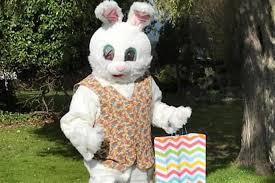 easter bunny to visit ladysmith easter