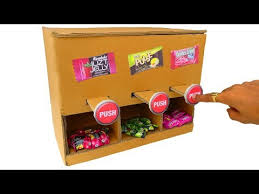 How To Make Candy Vending Machine At Home Impressive Tags Of Candy Vending Machine Cat Meme Tube