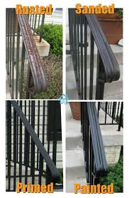 27 Cheap Ways To Upgrade Your Home Remove Rust From Metal Metal Railings Railings Outdoor