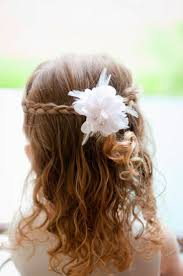15 Best Hair Style For Young Girls Images On Pinterest Flower
