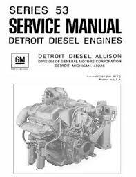 detroit diesel series 92 6v 92 8v 92 service manual repair 6se379 detroit diesel allison series 53 6v 53 repair service workshop manual pdf