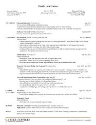 Goldman Sachs Resume Resume For Study