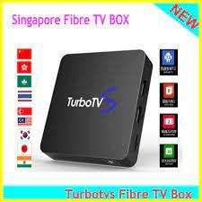 2020 Singapura Starhub Serat Turbo TV Box 2GB 16GB Singapura Malaysia  Thailand Tv Box|Set-top Box