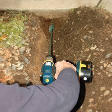 garden auger. 30 Garden Bulb Auger RD-2 Action 1 5